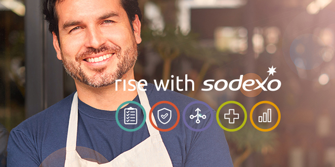 Rise with Sodexo